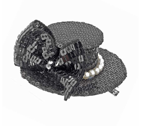 Love It or Hate It? Topshop's Sequined Top Hat Clip