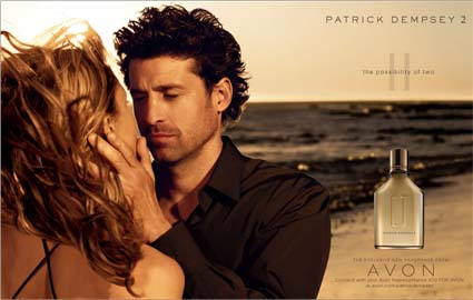 Patrick Dempsey Interview on His New Fragrance