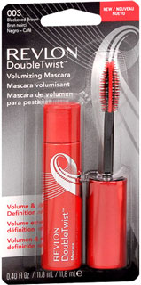 Review of Revlon DoubleTwist Volumizing Mascara