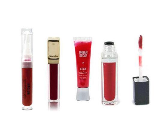 Best Red Lip Glosses