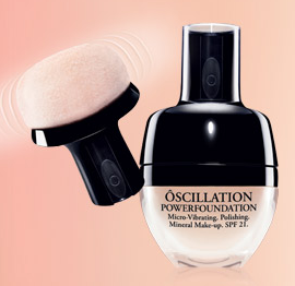 Lancome Oscillation Foundation Review