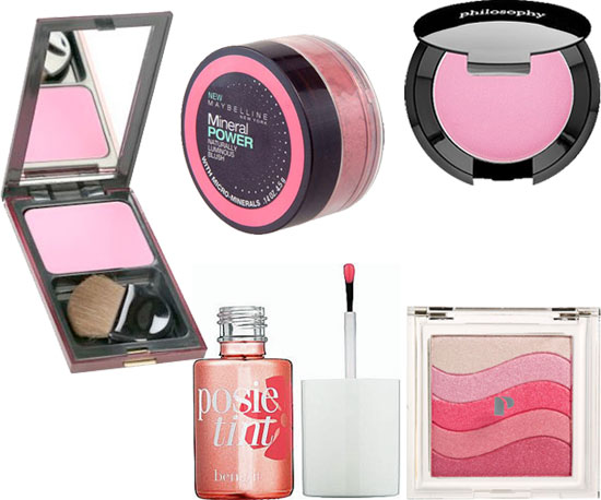 These 5 Bright Pink Blushes Keeps Winter Cheeks Bright