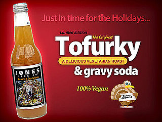 Jones Soda Co.'s Vegan Tofurky & Gravy Soda
