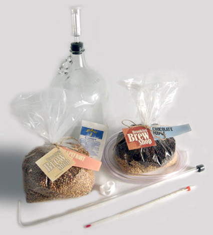 Brooklyn Brew Shop Homebrewers Kit