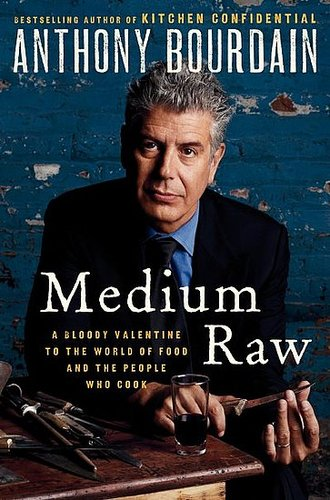 Yummy Links: From Bourdain's New Book to Menu For Hope