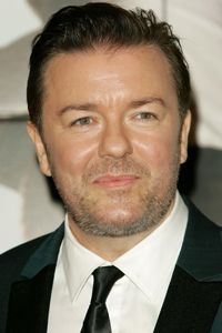 Ricky Gervais Lends His Writing Skills to New UK Show PhoneShop