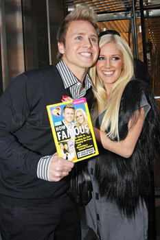 Heidi Montag and Spencer Pratt Shopping Around Their Own Reality Show