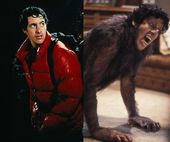 David Kessler, An American Werewolf in London