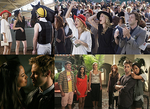 Recap of 90210 and Melrose Place Shocking Moments