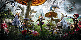 Second Trailer For Tim Burton's Alice in Wonderland 2009-12-16 10:30:08