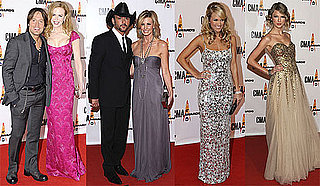 Photos of The 2009 CMA Awards Taylor Swift, Carrie Underwood, Nicole Kidman, Keith Urban 2009-11-12 06:00:00