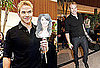 Photos of Kellan Lutz Promoting New Moon at a Boston Mall 2009-11-13 10:00:00