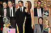 Photos of Brad Pitt, Angelina Jolie, Rachel Zoe, Jessica Alba, Lady Gaga At MOCA 30th Anniversary Gala in LA 2009-11-16 06:00:08