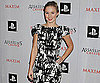 Slide Photo of Kristen Bell Wearing Tibi Dress on Red Carpet