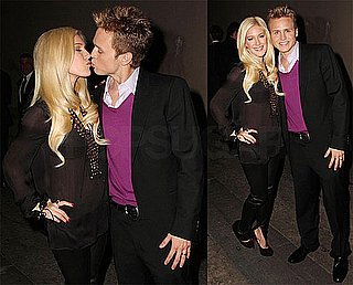 Photos of Heidi Montag and Spencer Pratt Leaving Jimmy Kimmel