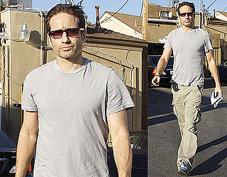 David Duchovny Is A Literary Figure