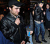Photos of Robert Pattinson At Dinner in NYC November 20