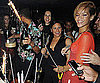 Slide Photo of Rihanna at Launch Party in London