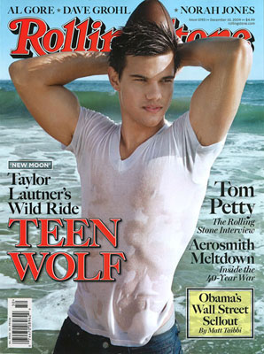 Taylor Lautner in Rolling Stone 2009-11-24 09:54:10