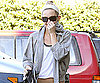 Slide Photo of Kate Hudson At The Gym in LA With Alex Rodriguez