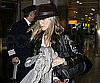Photo Slide of Jennifer Aniston in London Wearing a Hat