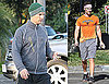 Photos of Matthew McConaughey Leaving the Gym After Thanksgiving in Malibu