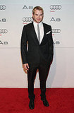 Photos of Kellan Lutz at the Audi A8 Premiere in Miami