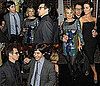 Photos of Drew Barrymore, Kate Beckinsale, Lily Sheen, Sam Rockwell, Robert De Niro at the NYC Premiere of Everybody's Fine 2009-12-04 07:45:00