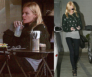 Photos of Kate Bosworth Having Lunch in Hollywood