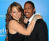 Slide Photo of Mariah Carey and Nick Cannon at the UNICEF Snowflake Ball