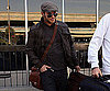 Slide Photo of Kellan Lutz Leaving LAX