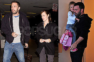 Photos of Ben Affleck And Jennifer Garner Together in LA