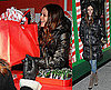 Photos of Rachel Bilson at the Target To-Go Shop in NYC 2009-12-11 11:31:09