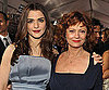 Slide Photo of Rachel Weisz and Susan Sarandon at The Lovely Bones LA Premiere