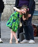 Photos of Suri Cruise with a Purse