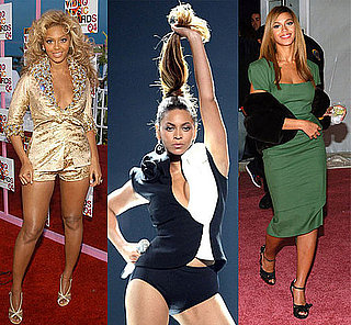 Sugar Shout Out: Beyonce's Fashion Metamorphosis