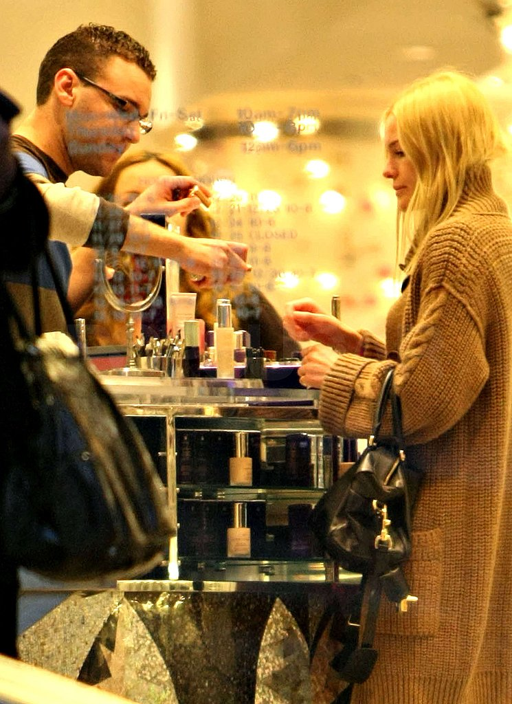 Photos of Kate Bosworth Shopping for Makeup in LA