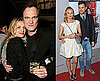 Photos of Joshua Jackson, Diane Kruger, Quentin Tarantino, BJ Novak, And Eli Roth at the Inglourious Basterds DVD PArty