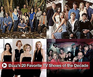 Sugar Shout Out: Buzz's 20 Favorite TV Shows of the Decade