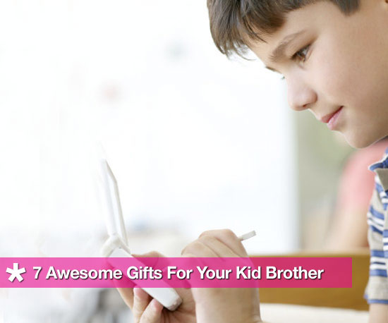 7 Awesome Gifts For Your Kid Brother