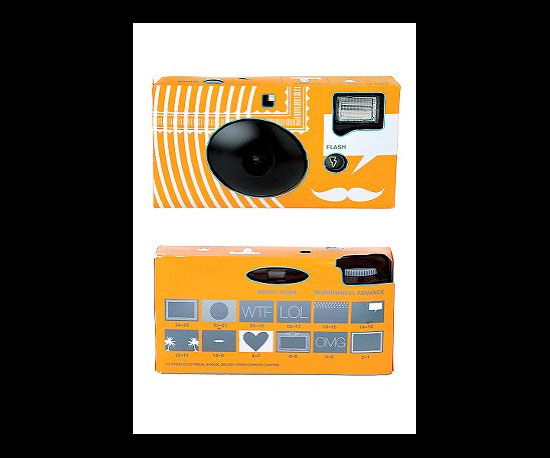 LOL Disposable Camera ($12)