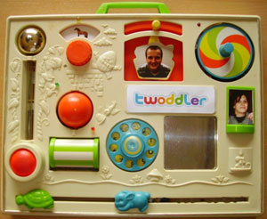 The Twoddler: Twitter For Babies