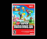 Super Mario Bros. Wii ($50)