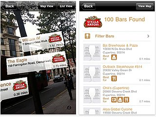 The Stella Artois iPhone App Makes Pub Crawls Effortless
