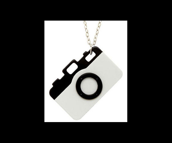 Camera Obscura Necklace