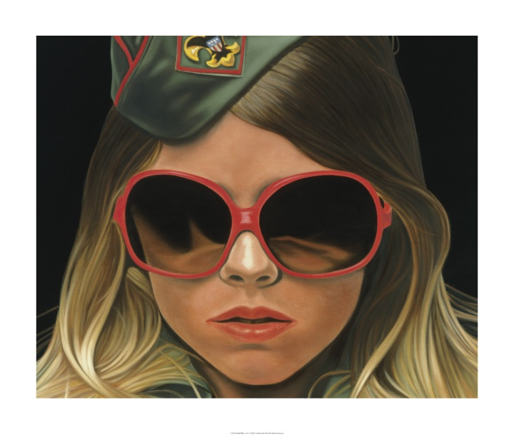Intermix Brings Richard Phillips' Art to Masses