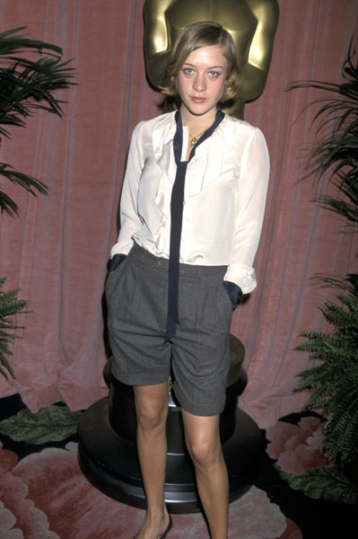 2000, Academy Awards Nominees Luncheon