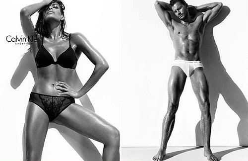 Eva Mendes and Jamie Dornan Return as Calvin Klein Jeans Models For Spring 2010