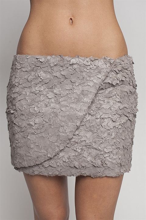 Nanushka Pez Mini Skirt