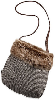Faux Fur Purse/Bag